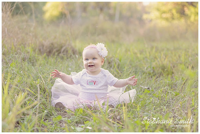 Palm Beach Gardens Child Photography Baby A S First Valentine S Day