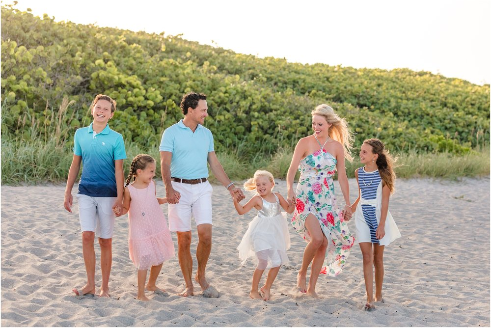 Jupiter Beach Family Session