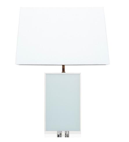 Nate Berkus  Acrylic Rectangular Lamp  $49.99
