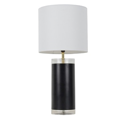 Room Essentials  Acrylic Assembled Table Lamp  $24.99