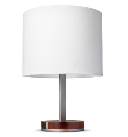 Threshold  Wood Table Lamp  $46.99