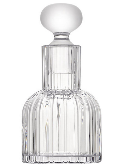 Sebastian Decanter : $34.95 Modern shape with a vintage vibe, this could be a great gift for anyone, from hostess to bachelor.