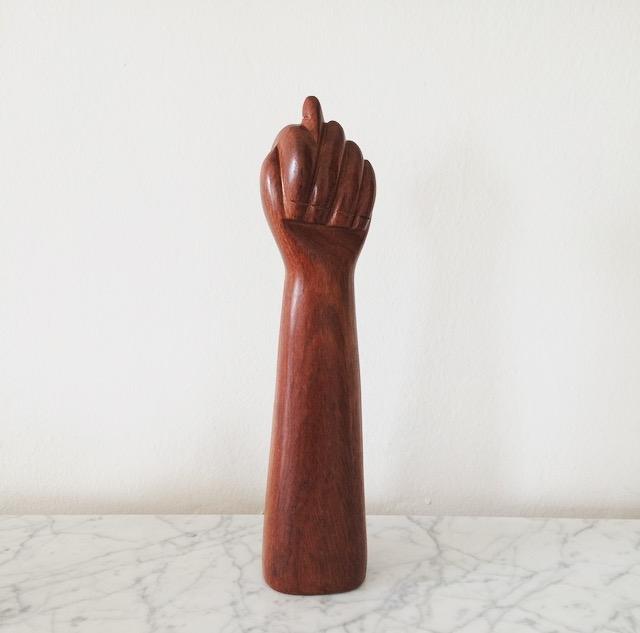 Brazillian Hand.