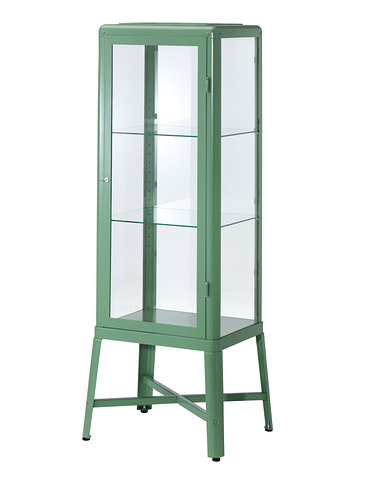 Glass Door Cabinet  $199