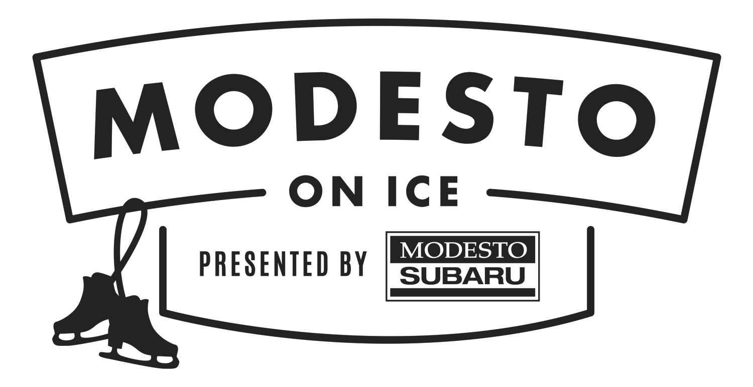 Modesto on Ice | Outdoor Ice Rink