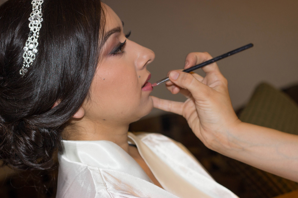 Orange county, san diego, los angeles bridal makeup artist