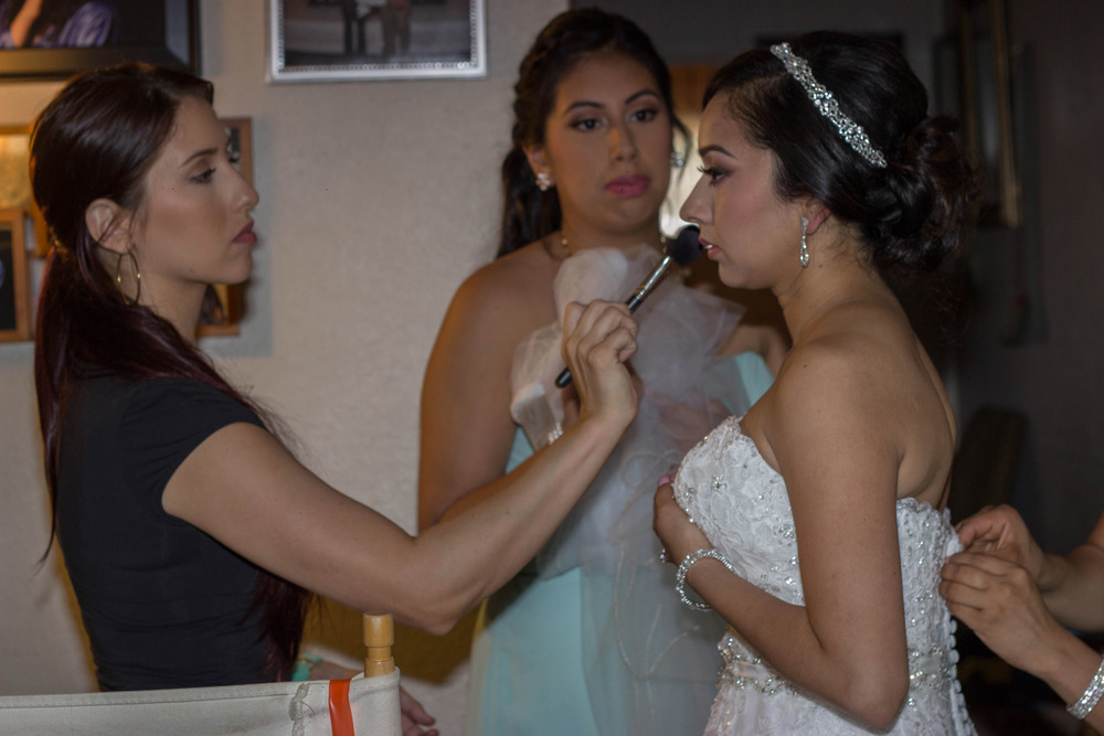 Orange county bridal makeup artist and hair stylist
