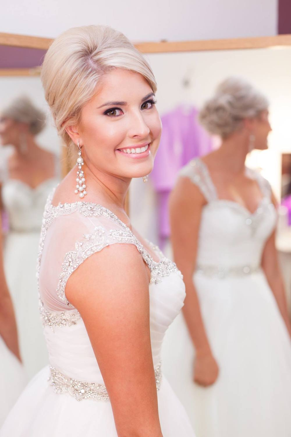 Bridal Makeup artist orange county
