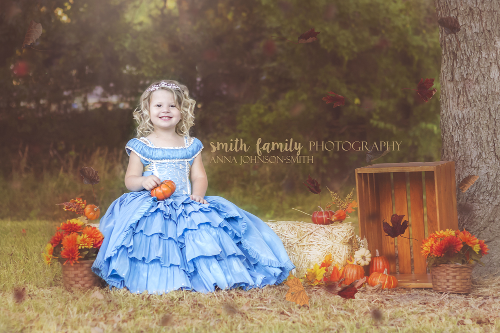 Blue Cinderella