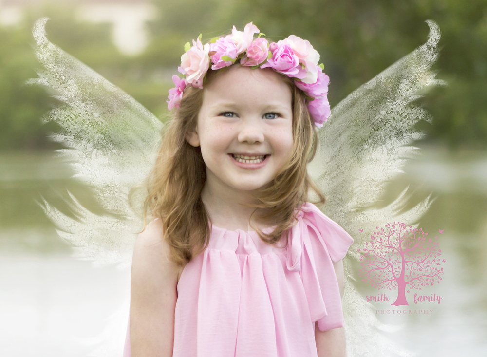 Fairy Imagination Session - close up