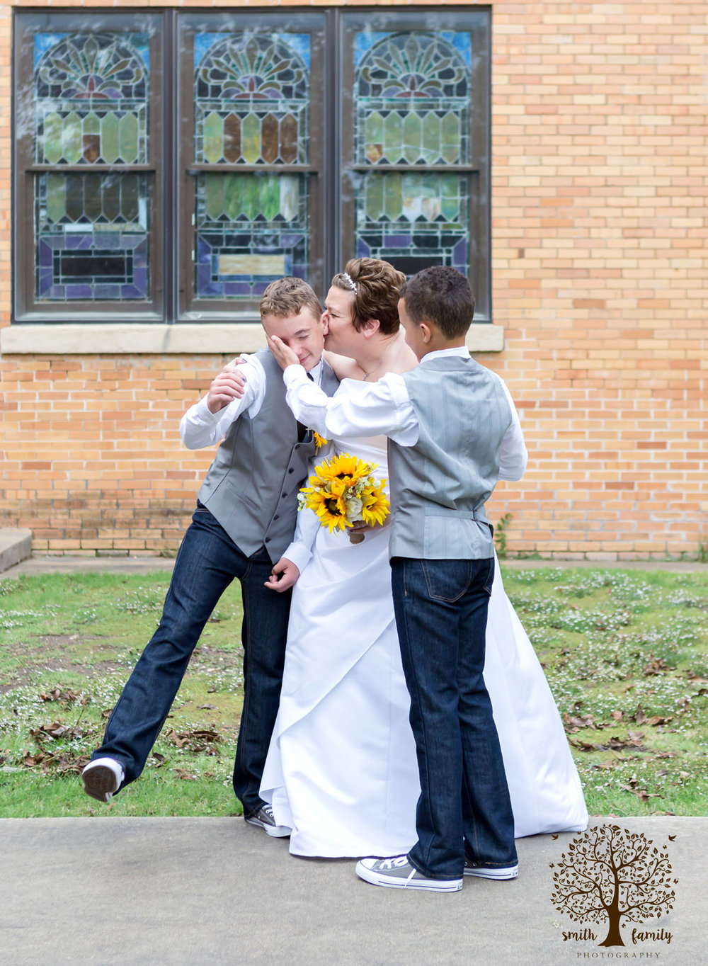 bride_and_son_and_stepson_blended_family