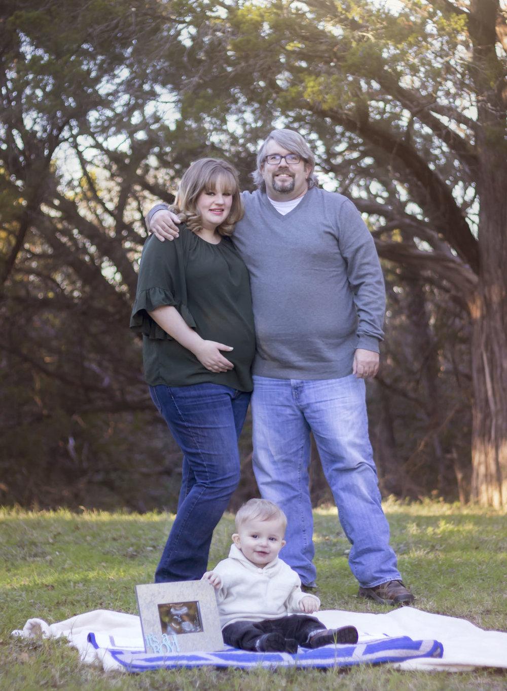 Draper Family early 2016
