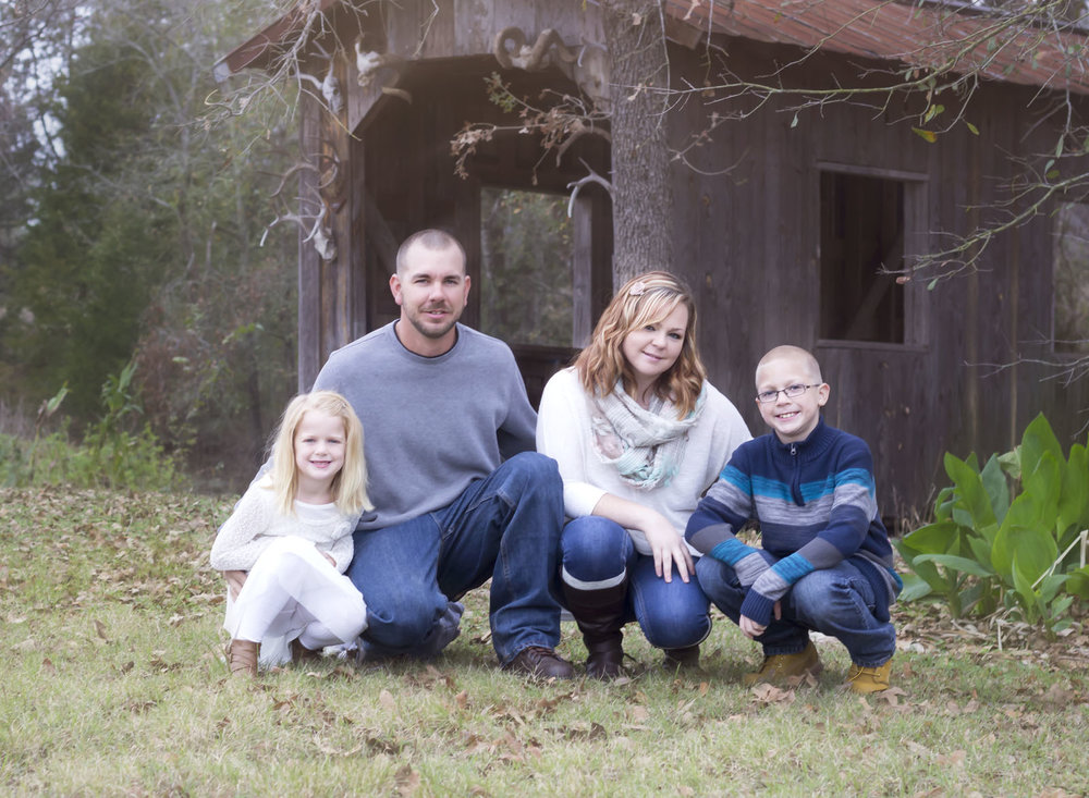 Sinclair Family 2015