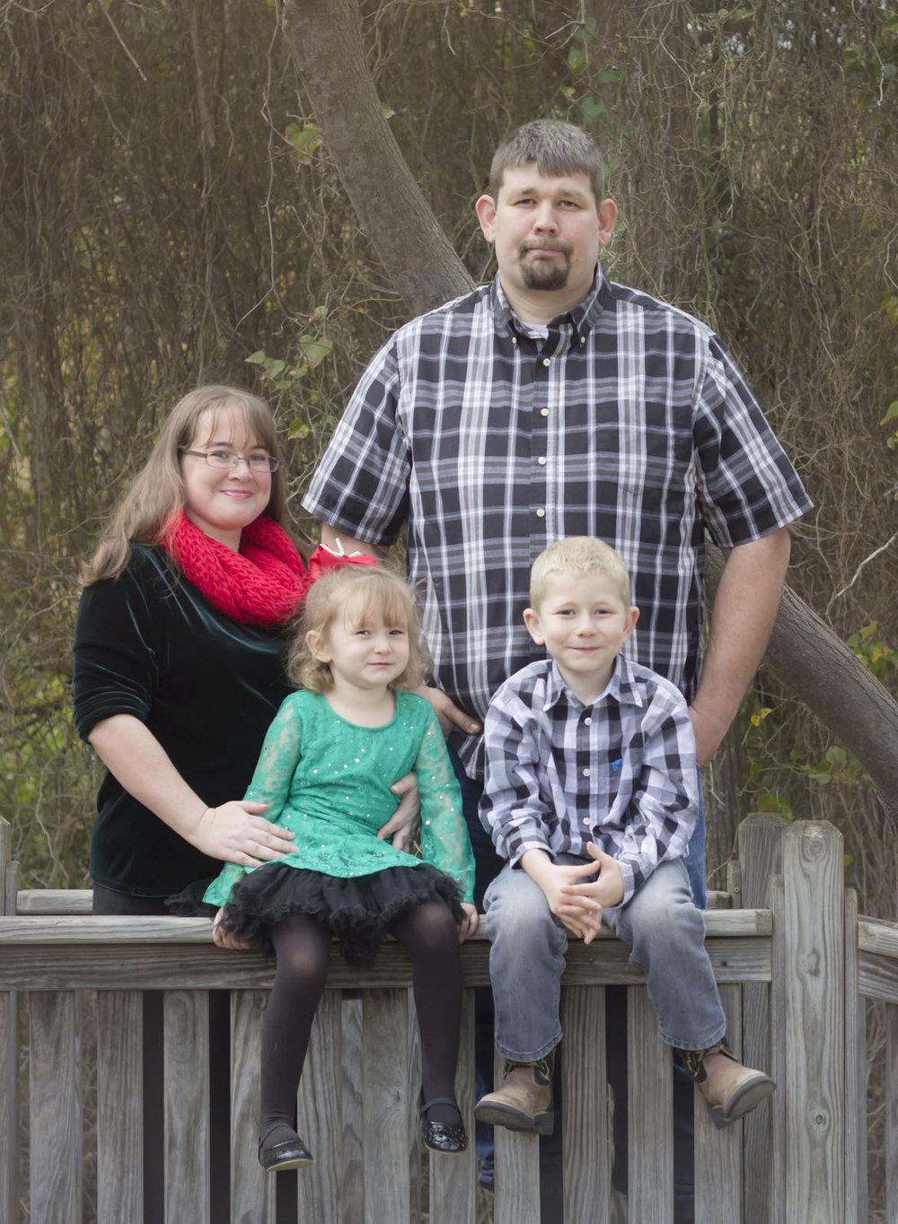 Toner Family 2015