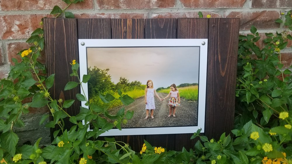Memories Art Print © by Smith Family Photography. A hand made custom piece of wall art featuring a favorite image from your session.