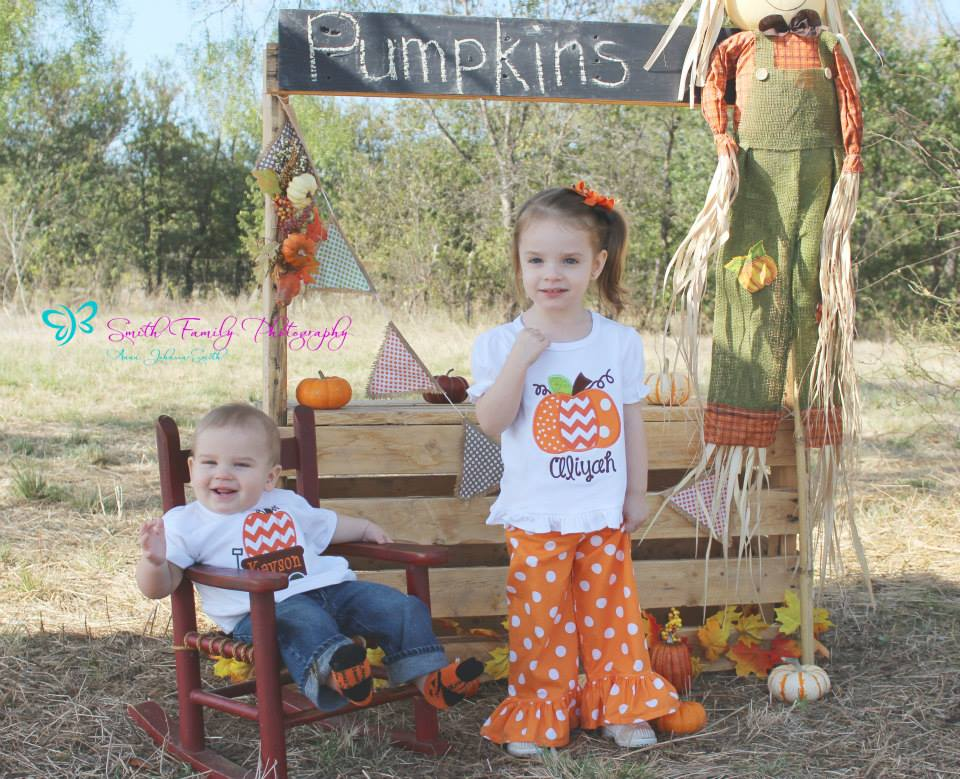2014 - Fall Pumpkin Patch Mini-Session