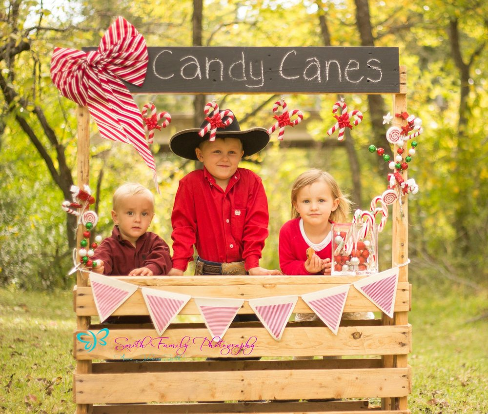 2014 - Candy Cane Mini Session
