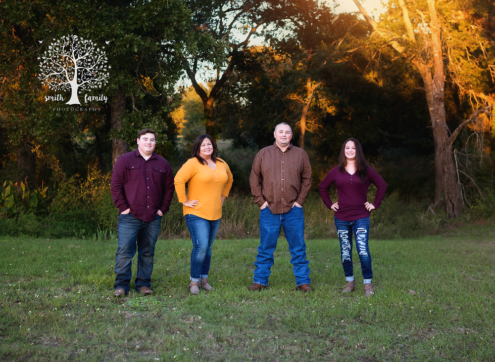 """Smith Family Photography is great to work with! Anna was patient with us and made the whole experience great. She was very friendly and the location was just what I had asked for. The pictures turned out wonderful and I can't wait to get my packages. Thank you Anna for a wonderful picture taking experience....would definitely recommend Smith Family Photography to anyone looking for a fantastic photographer. Thanks again Anna!!"" - Wendy M."
