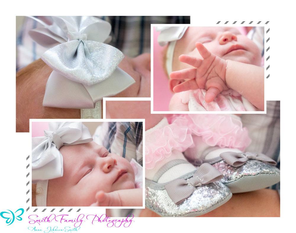 June 2015 - Saira is born!