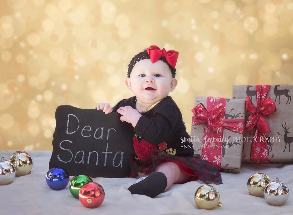 December 2015 - Saira is 6 months old!