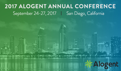 I am incredibly excited to be a keynote for Alogent's annual conference in San Diego, CA this year.  Alogent stands for all-out innovation. True innovation begins with a creative spark, and when nurtured by users, designers and experts, becomes practical, profitable solutions.  Come take a deep dive into our latest innovations, and collaborate on our next ones. Exclusive three-day conference for bank and credit union clients and Alogent partners, by invitation. Limited attendance.