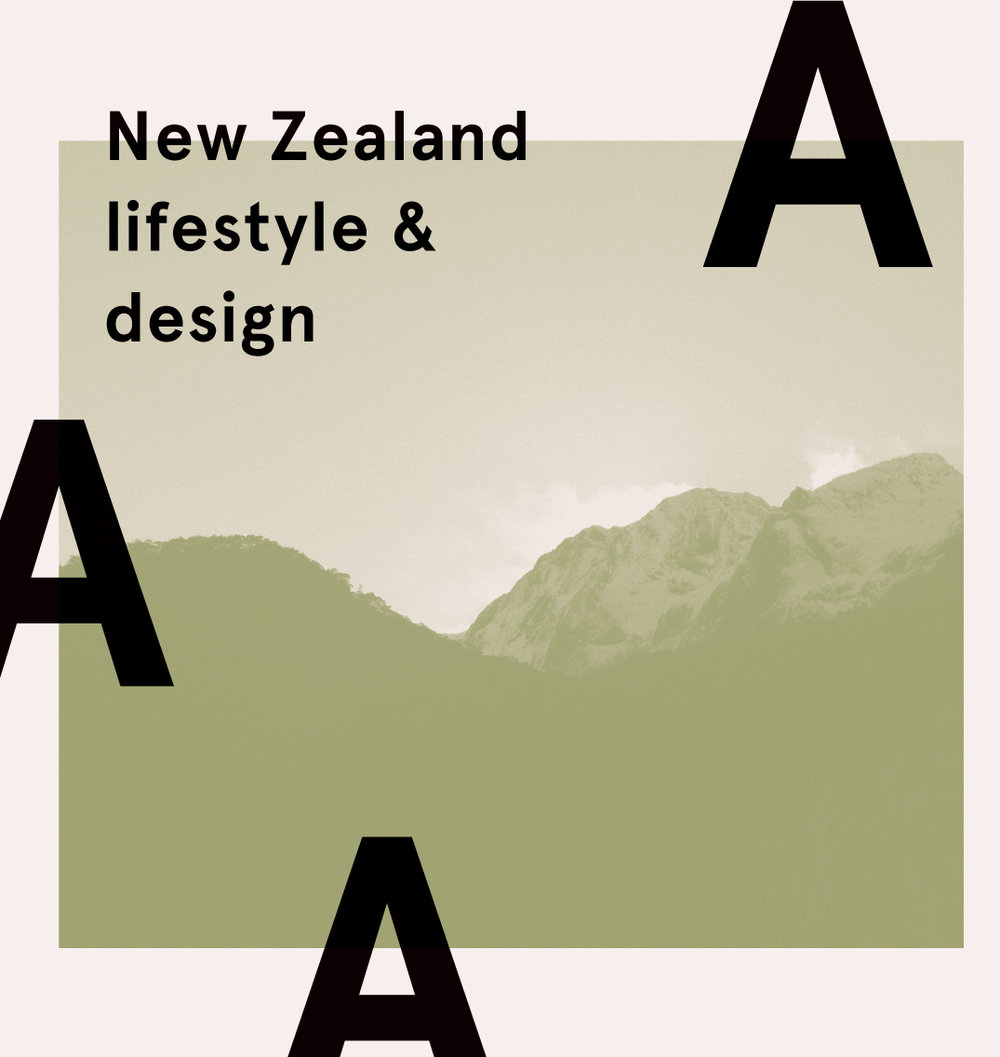New Zealand   lifestyle & design/2017.1.3-1.15