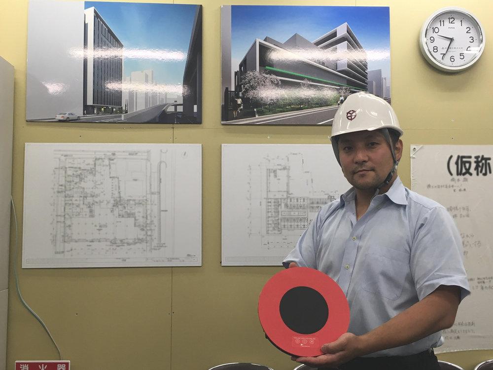 東京本店 飯田橋複合施設計画作業所 主任 滝本秀明様