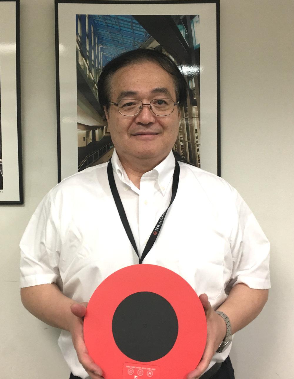 ICT推進課 担当課長 前田正敏様