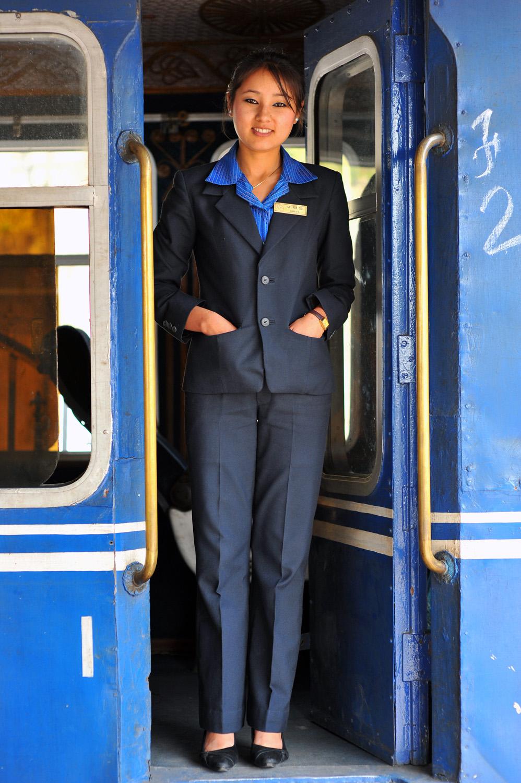 《火车乘务员Shweta》印度 India