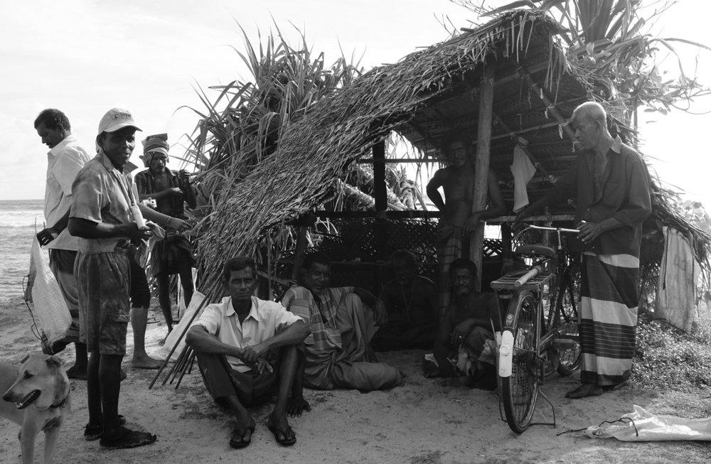 《加勒的鱼民》斯里兰卡 Sri Lanka