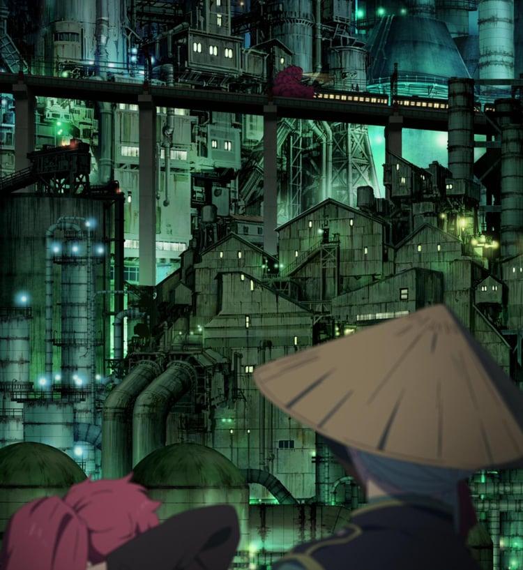 Anime Backgrounds Art Of Levi