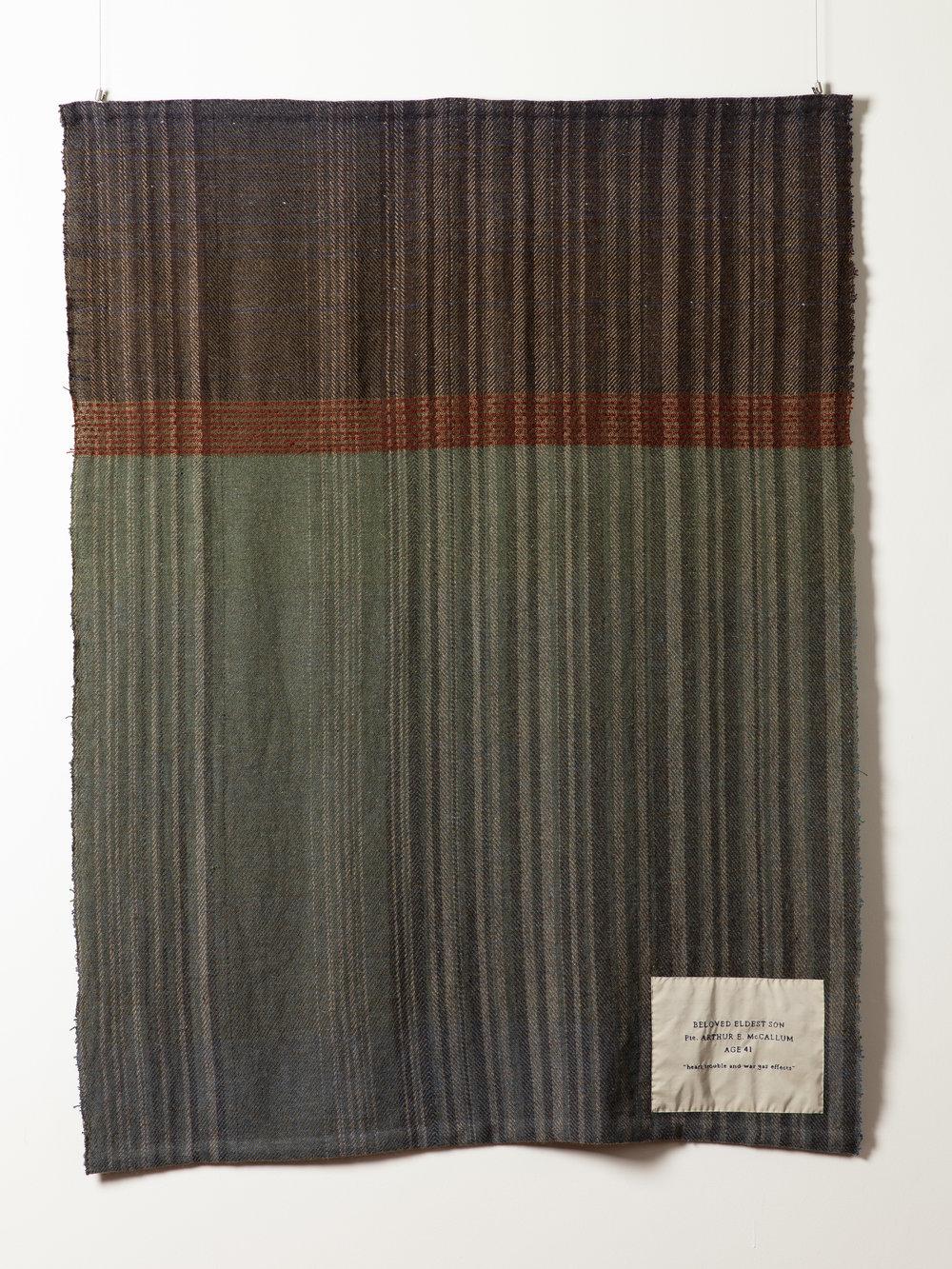 Blanket:  Arthur McCallum