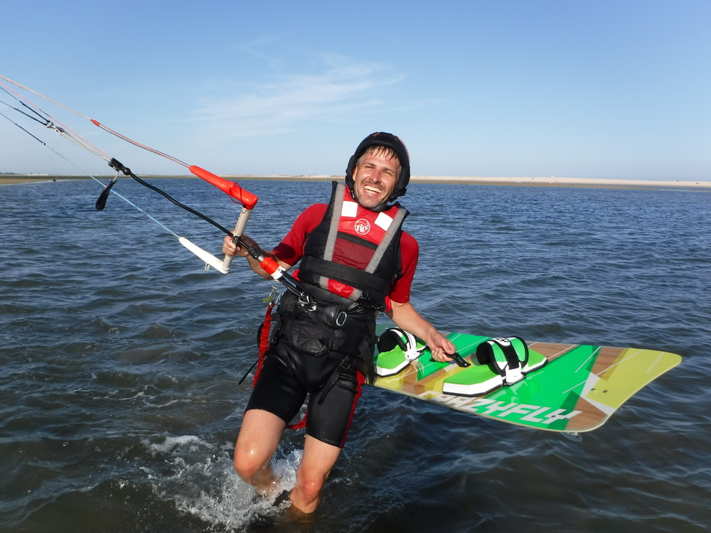 Learn to Kitesurf with Your Algarve Adventure