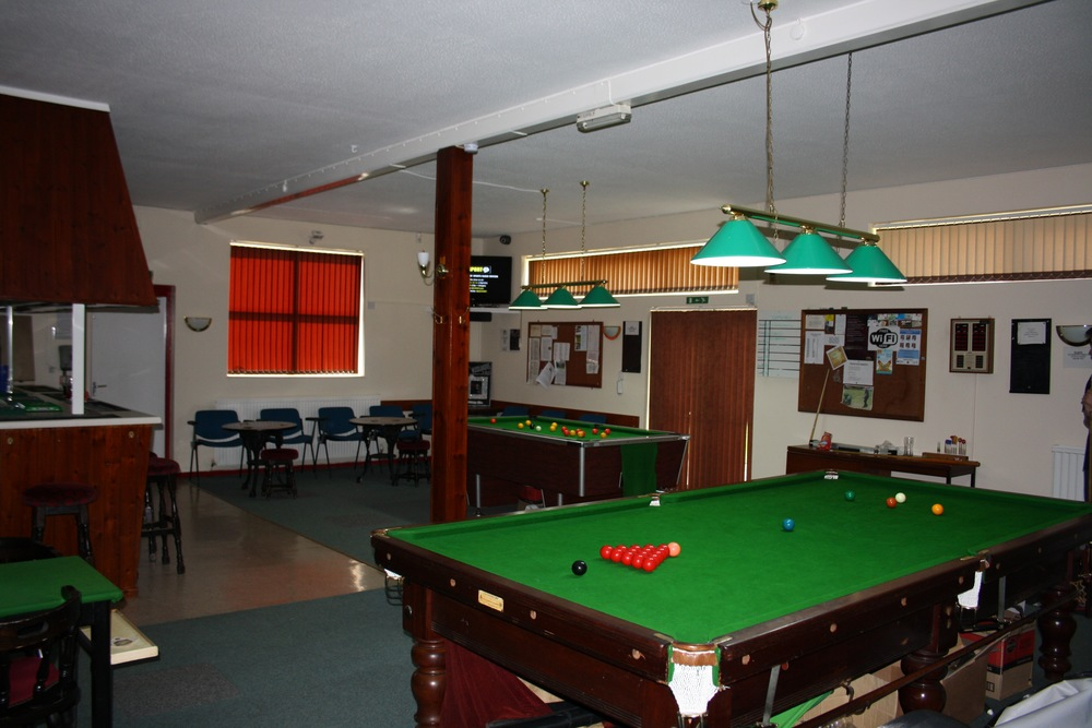 Woodlands St Mary Social Club - The Woodlands Social