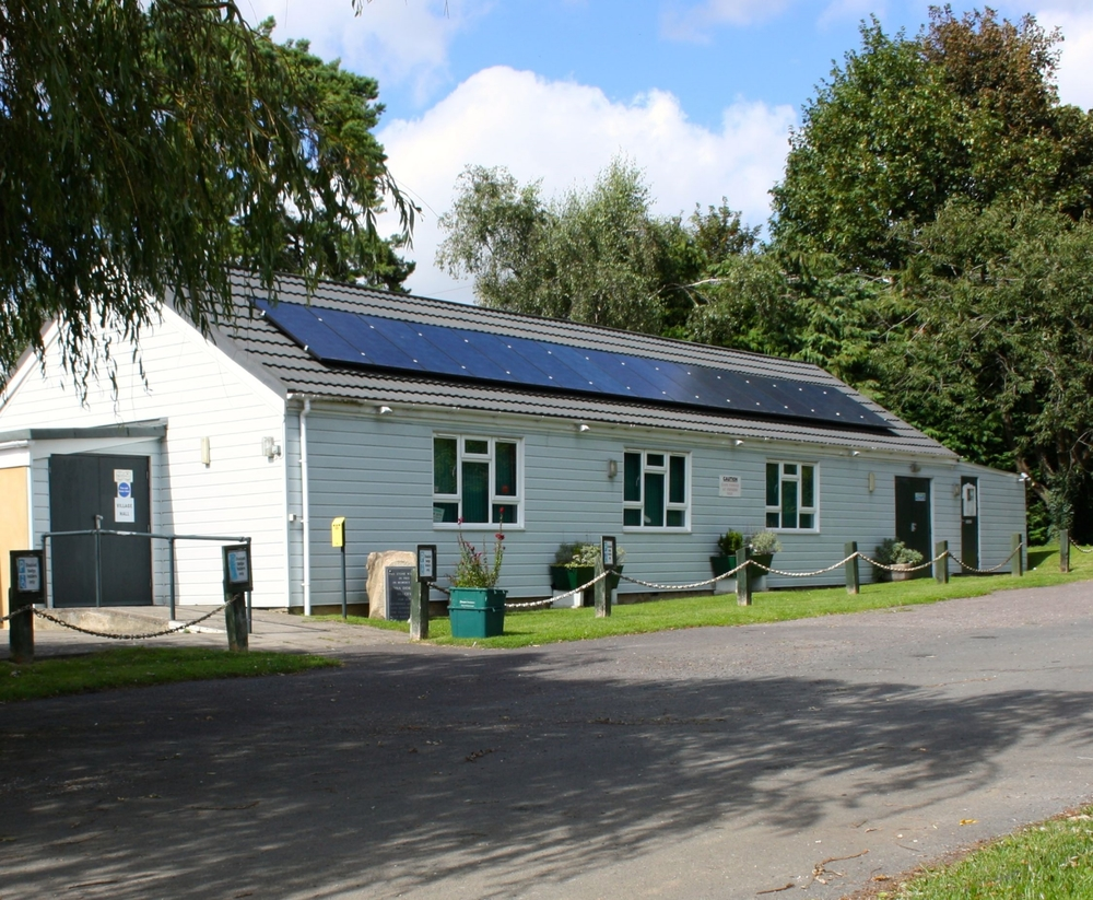 Woodlands St Mary Village Hall