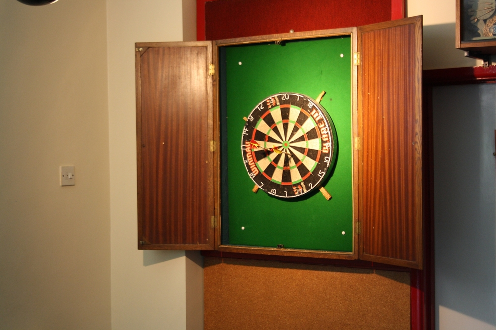Woodlands St Mary Social Club Darts