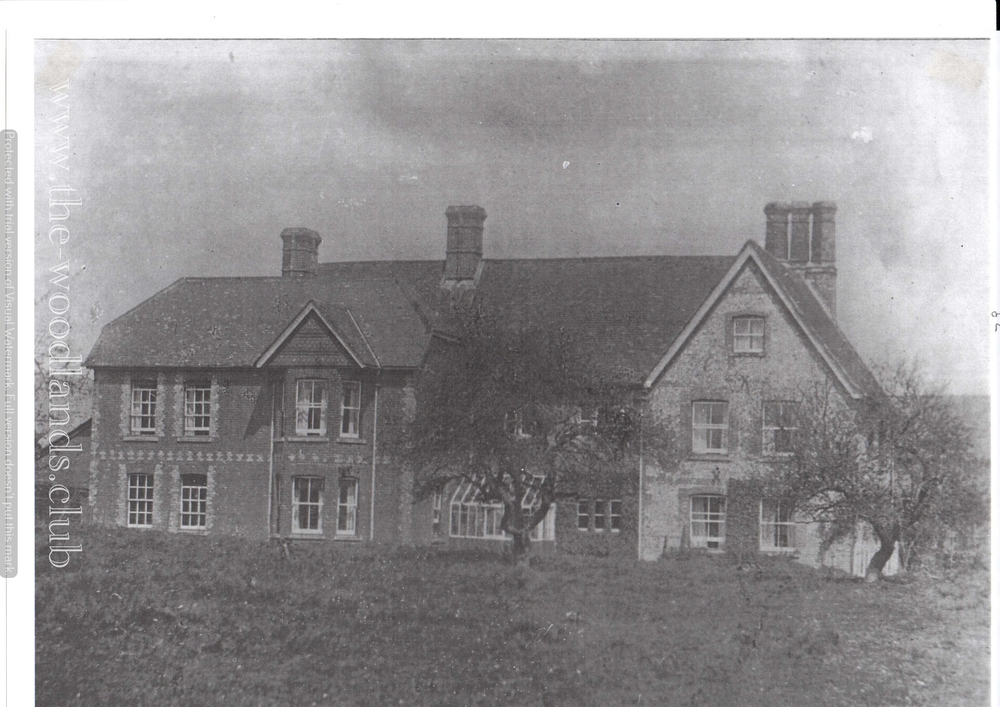 Battens Farm 1953