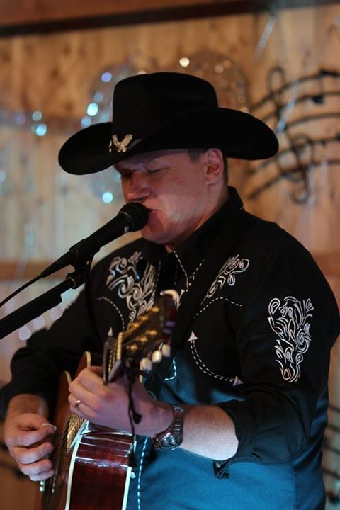 Martin Jay guest Country Star at Woodlands Village Hall