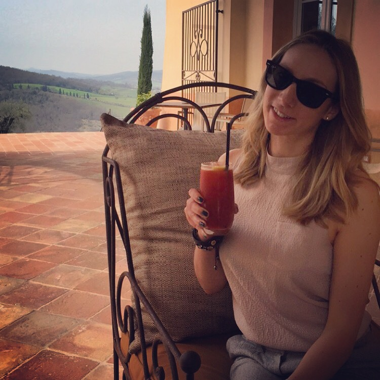 Leaving Drinks, Hotel Castello di Casole