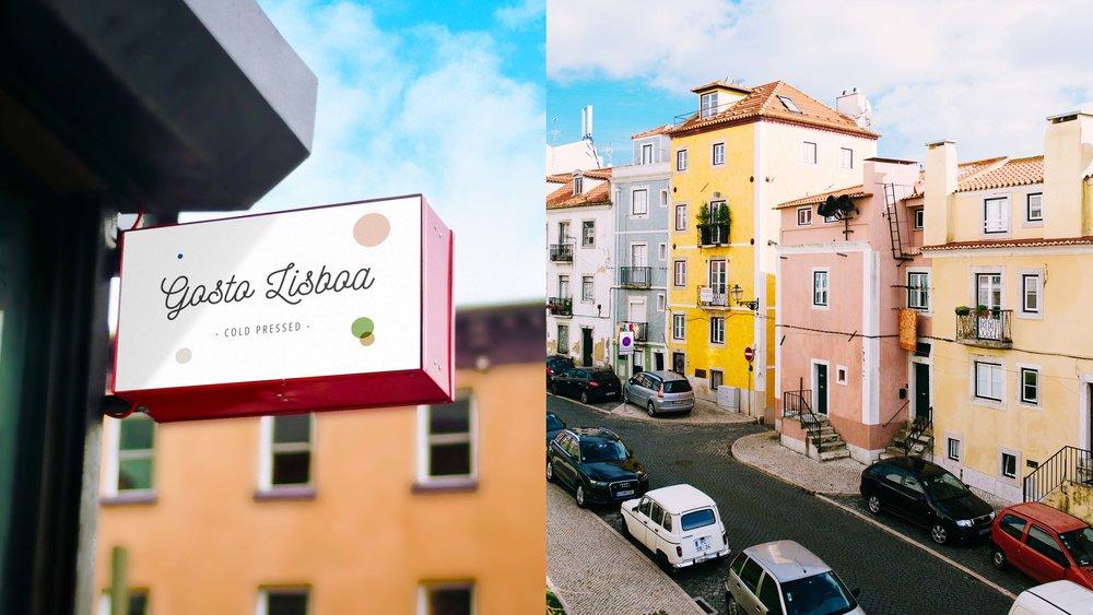 Gosto Lisboa -