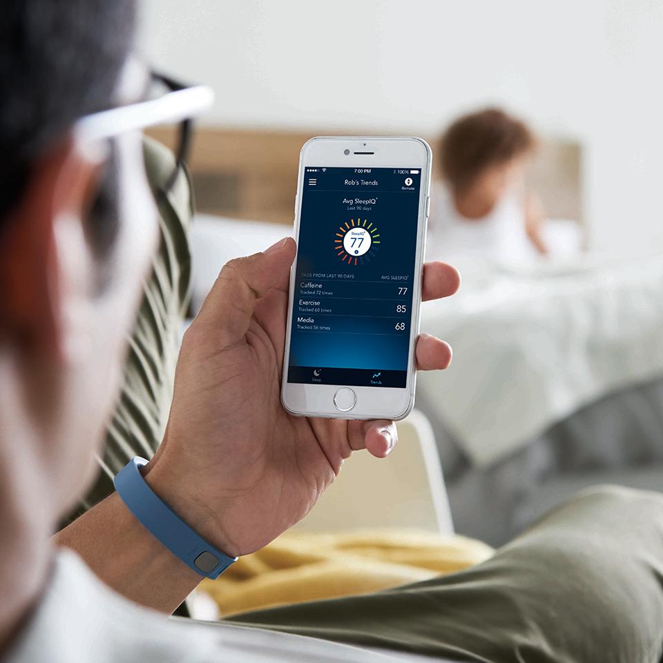 Sleep NumberCreating the dream redesignfor mattress industry website - Coming Soon