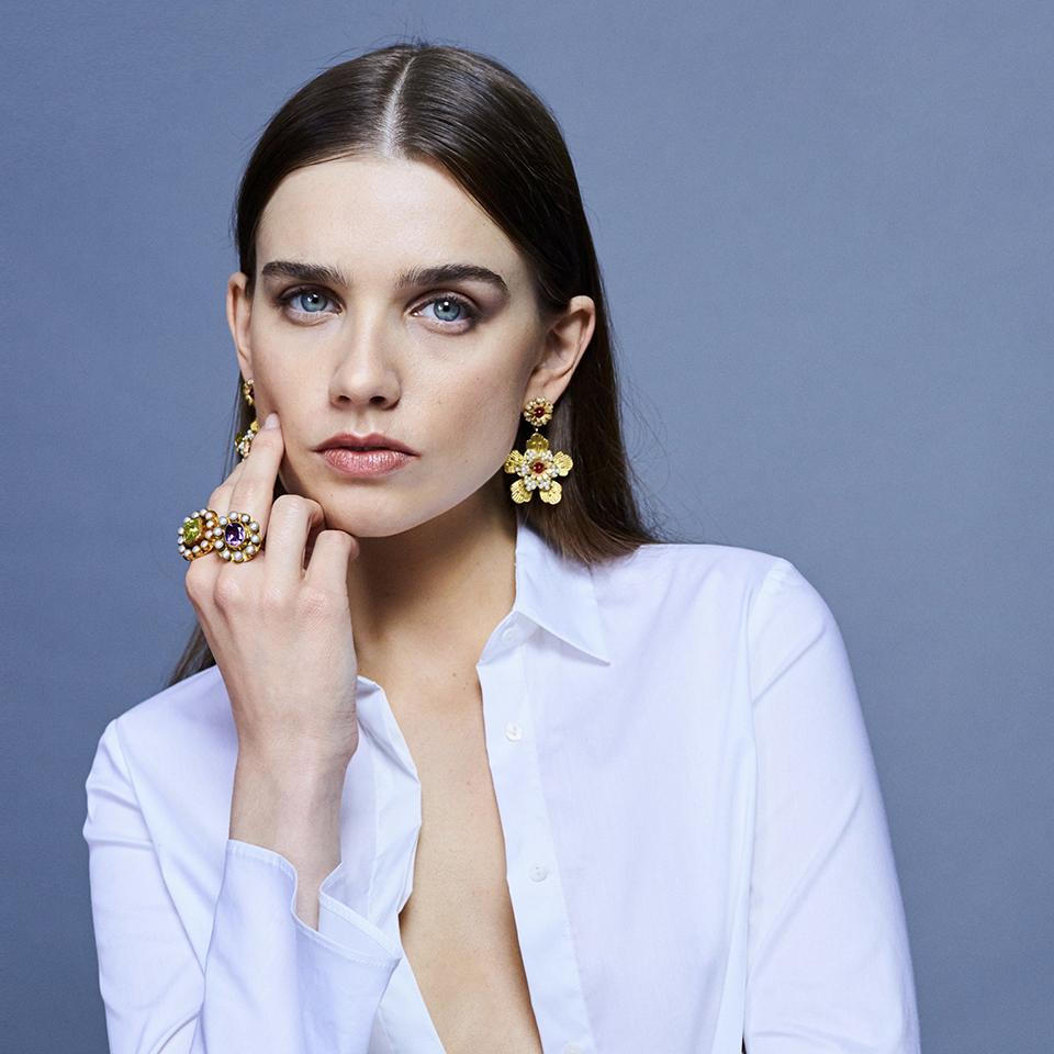 JoumannaDesigning a campaignfor beautiful jewellerybrand showcasing MiddleEastern designers - Coming Soon