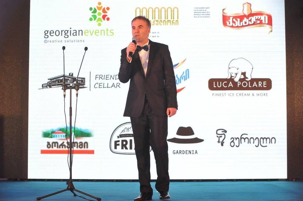 ADAMI Programme Director Stefan Tolz