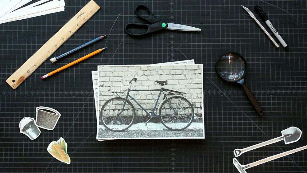 Молодой ADAMI    Велопортреты   Автор: Сашко Даниленко / Киевский международный кинофестиваль «Молодость» / Страна: Украина