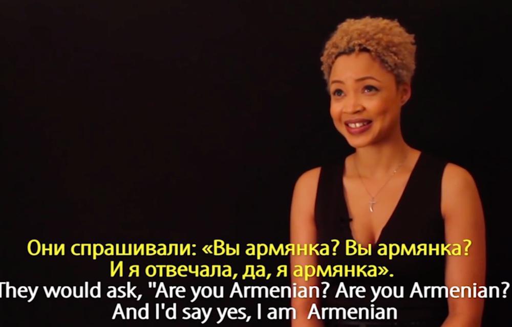 The Best of Two Worlds  -  Sona Kocharyan , Armenia