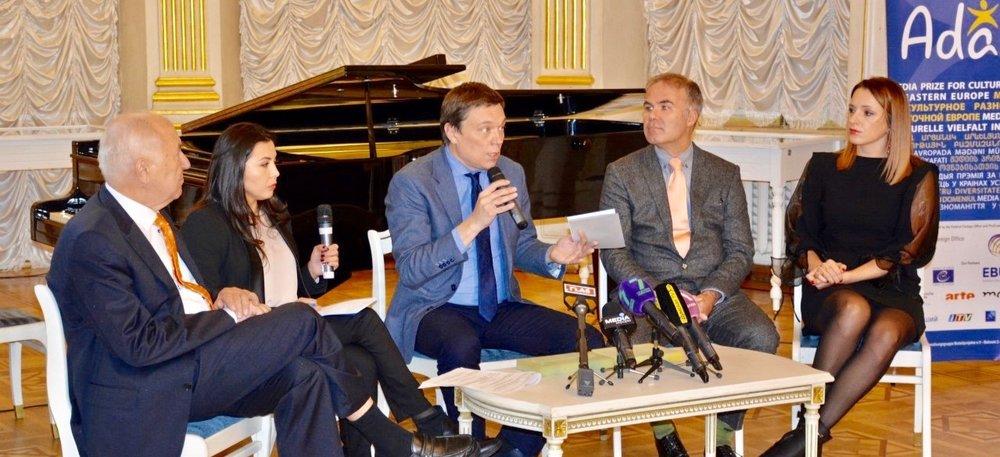 Odessa Governor Reception - Odessa Ukraine
