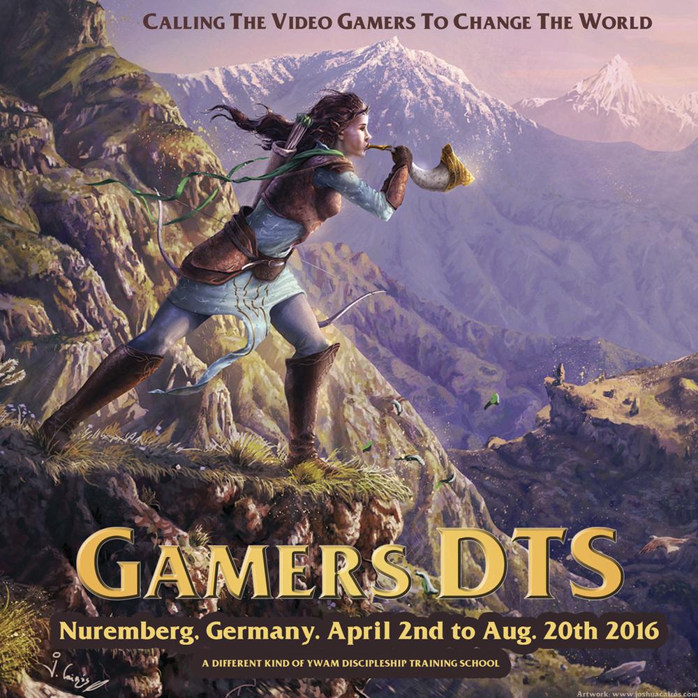 Gamer DTS! — YWAM Nürnberg