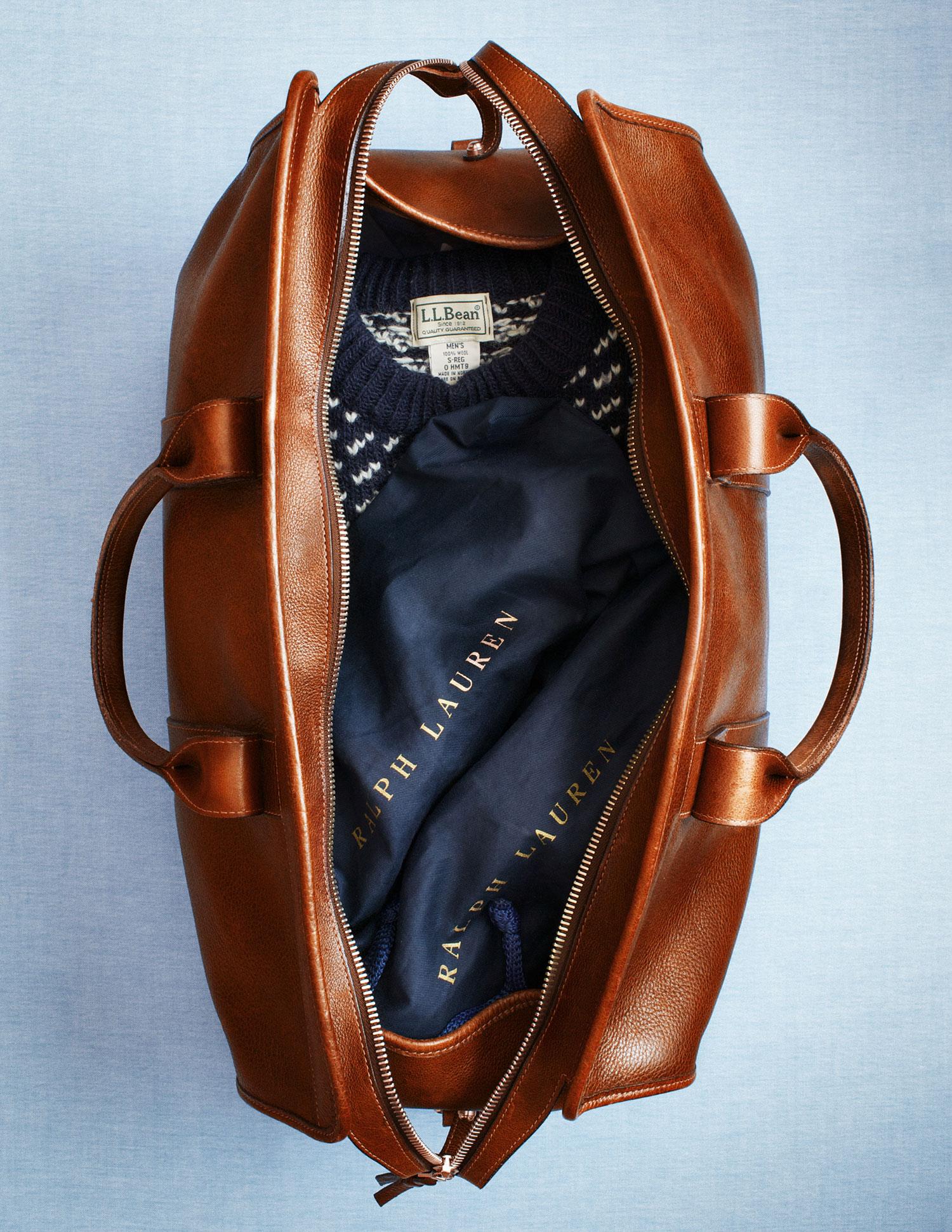ddbe6998ca Frank Clegg Leatherworks Signature Duffle — F.E. Castleberry