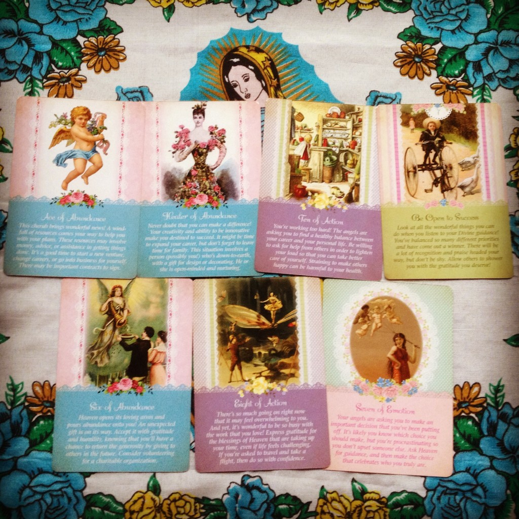 Guardian Angel Tarot - Doreen Virtue & Radleigh Valentine