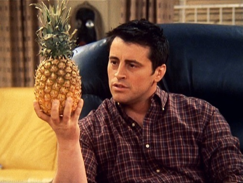 Joey Friends Pineapple
